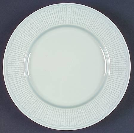 Rorstrand Swedish Grace-Meadow (Celadon) Salad Plate, Fine China Dinnerware - Grace Fine China