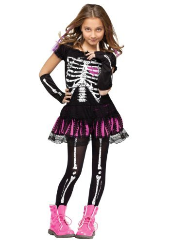 Sally Skelly Costume - Small -
