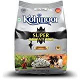 Kohinoor Super Basmati Rice, Silver, 1kg