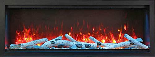 Cheap Amantii SYM-60-XT Electric Fireplace Black Friday & Cyber Monday 2019