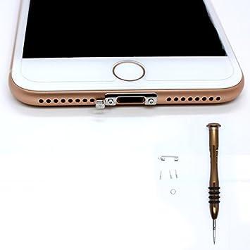 369dcff15f iPhoneX ストラップ アタッチメント ネジ 固定する ケース ストラップホール 専用ドライバー付属 アイフォン アクセサリー iphone  アイフォン