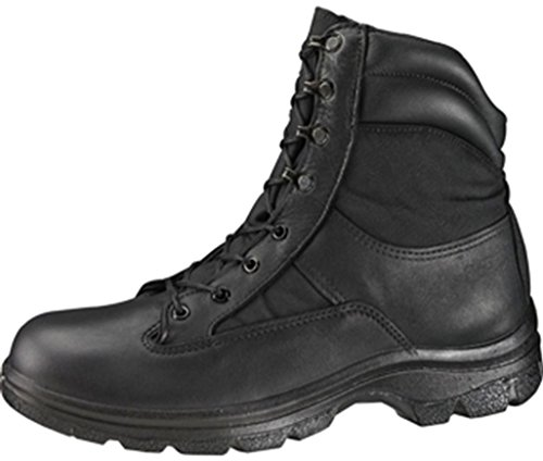 Thorogood Work Boots Mens Waterproof Uniform 10.5 XW Black ()