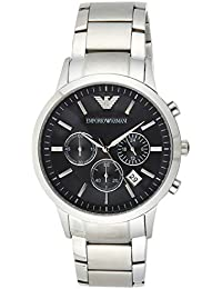 Men's AR2434 Dress Silver Watch