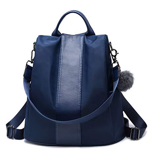 pelle NVRENJIE fresca spalla furto soffice multi del anti una Blu giocatore borsa piccole blu pu personalità signore sulla 7wrAC7xqO