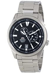 Orient Mens FET0N001B0 Defender Stainless Steel Automatic Watch