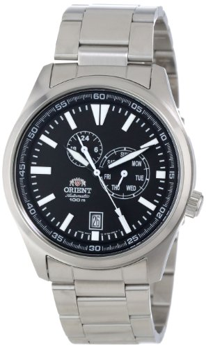 Flight Stainless Steel Watch - Orient Men's FET0N001B0