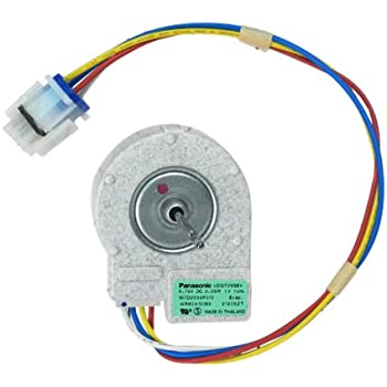 Ge wr60x10185 evaporator fan motor dc for for Ge refrigerator evaporator fan motor problems