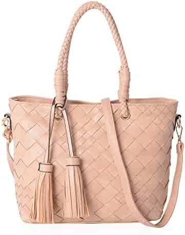 b22fbe696071 Shopping Silvers or Oranges - Faux Leather - $25 to $50 - Totes ...