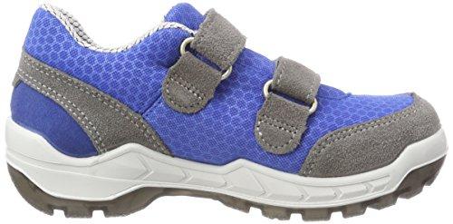 Ricosta Jungen Hardy Sneaker Blau (Graphit/Royal)