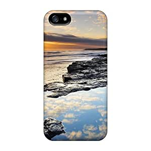 Faddish Beautiful Sunset Case Cover For Iphone 5/5s