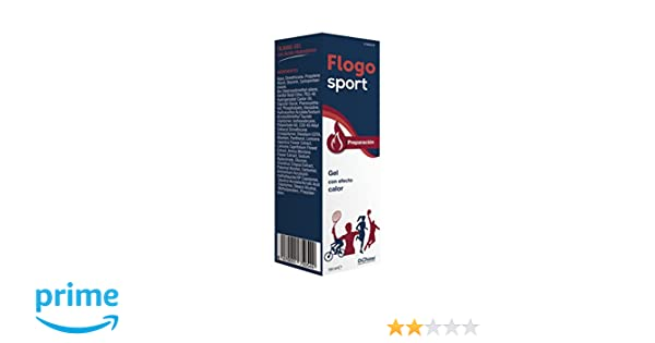 Flogosport Preparación Gel efecto calor para preparar los músculos ...