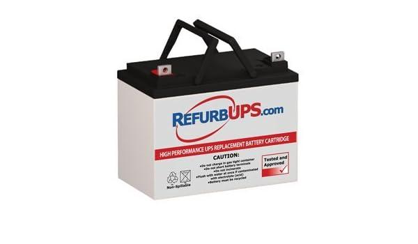 AJC D33S Compatible Replacement Battery