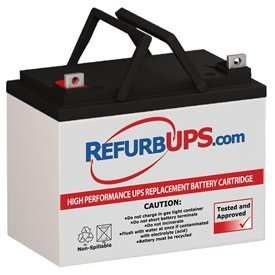 AJC D35S - Brand New Compatible Replacement Battery by RefurbUPS