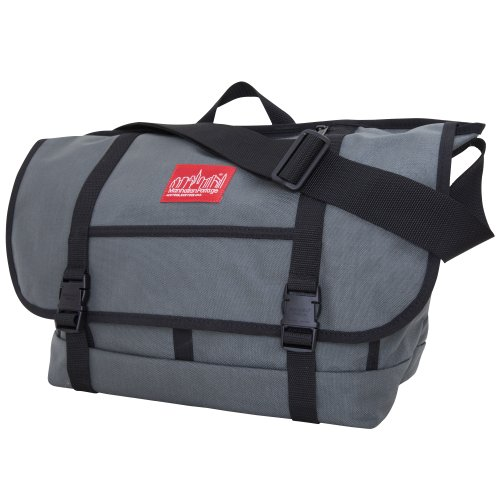 Manhattan Portage New York Messenger Bag (Grey)