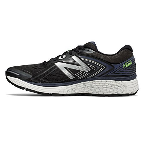 Pictures of New Balance Men's M860BW8 Black/Grey 12 2E US 2