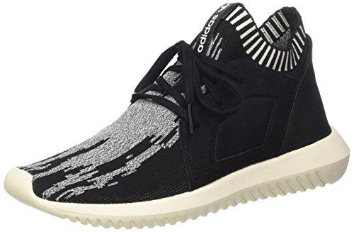 Defiantpk cwhite cblack cblack W Nero Gimnasia Adidas Mujer Para Tubular De Zapatillas 1wpxU45Oq