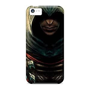 meilz aiaiHigh-quality Durable Protection Case For Iphone 5c(assassins Creed)meilz aiai