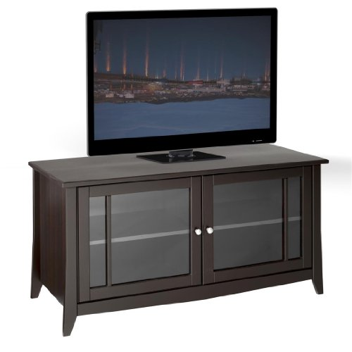 Elegance 49-inch TV Stand 200417 from Nexera, Espresso by Nexera