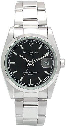 Izax Valentino watch all stainless steel bar index black IVG-250-2 - Watch Mens Valentino