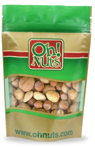 Mixed Nuts in Shell - Oh! Nuts