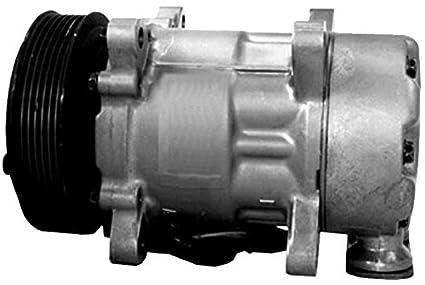 BEHR HELLA SERVICE 8FK 351 134-661 Compresor, aire acondicionado: Amazon.es: Coche y moto