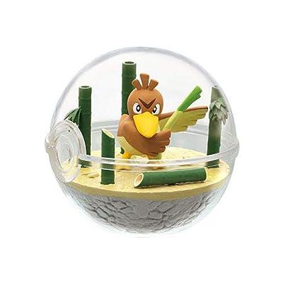 Re-Ment Pokemon Terrarium Collection 7 - Farfetch'd: Toys & Games