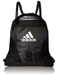 adidas Rumble Sackpack, Black/Grey/Silver, One Size