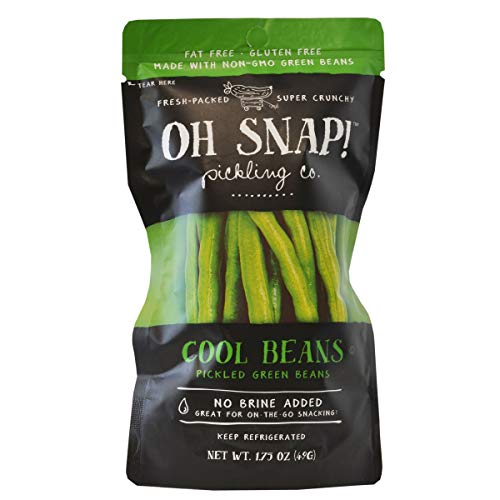 (OH Snap Cool Beans Pickled Green Beans, 1.75 Ounce -- 12 per case.)