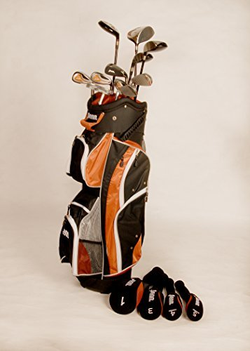 Penn Herren Golfset 15 tlg. aus Graphit/Stahl inkl. Golfbag