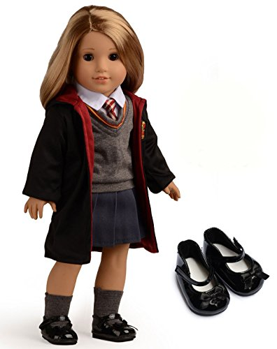 Sweet Dolly Magic Outfits Witchcraft School Uniform Doll