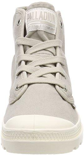 Alto string Hi Pampa écru F Us Donna Sneaker A Grigio Palladium Collo K93 0cySR4f