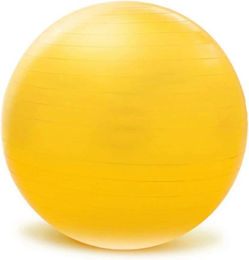 Ballon de Yoga antid/éflagrant AIYKXY Ballon de Gym Ballon de Fitness /équipement Sportif-Rose 20cm Grand Ballon de Yoga
