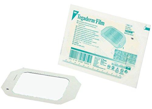 3M Tegaderm Transparent Film Dressing