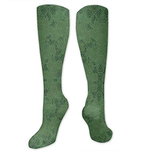 Shamrock Shower Compression Socks Men & Women (20
