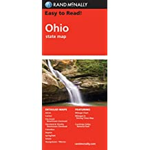 Easy To Read: Ohio State Map (Rand McNally Easy to Read!)