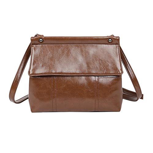 (Pengy Women's Retro Sling Shoulder Bag Designer Shoulder Bags for women, Retro Cover Purse and Handbags)