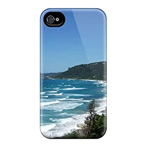 New Fashionable Frankqsmigh MabLbmV1901IzUdO Cover Case Specially Made For Iphone 4/4s(corfu)