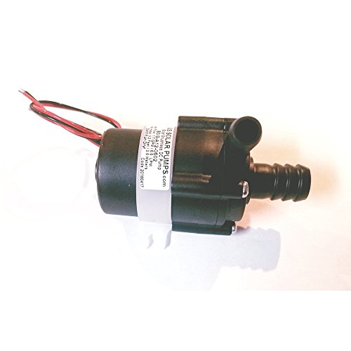 B3 12V 6.5L - 1.7 GPM - 12V Micro DC (Submersible) Pump by US SOLAR PUMPS.COM