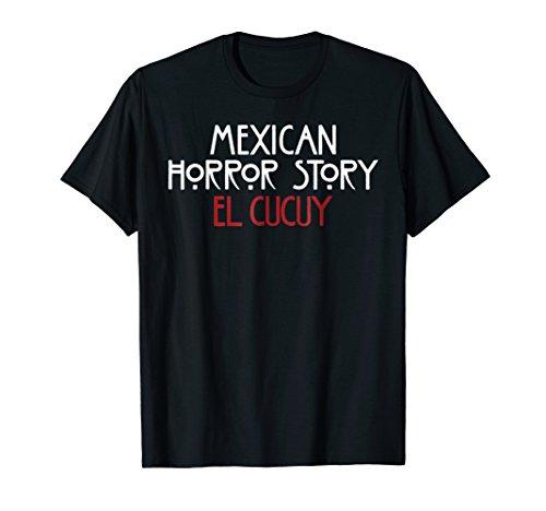 El Cucuy T-Shirt Funny Mexican Halloween Novelty Gift Idea