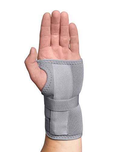 (Swede-O Thermal Vent Carpal Tunnel Wrist Immobilizer Brace, Right - Medium)
