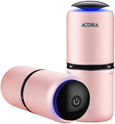 Aodma - Purificador de aire de aniones para coche con dos puertos ...
