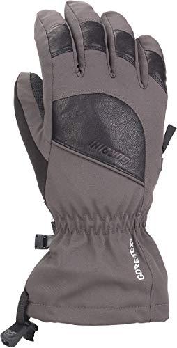 Gordini Women's Gore-Tex Down III Gloves Gunmetal/Black ()