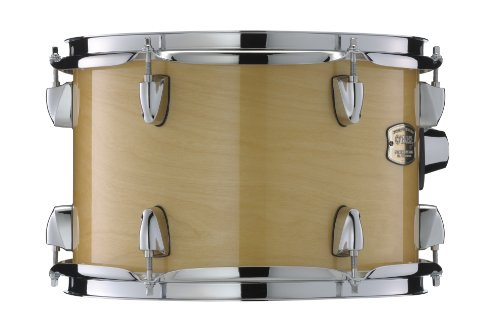 Rack Tom Birch Shell - Yamaha Stage Custom Birch 8x7 Mounted Tom, Natural Wood