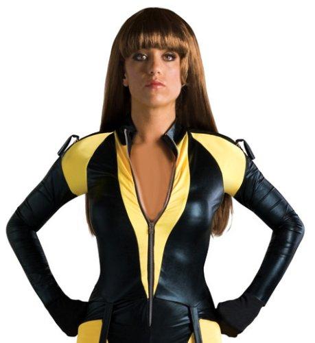 DC Comics Watchmen Silk Spectre Wig
