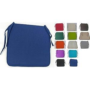 MR. COJIN COJIN Silla Pack 6 Unidades (Azul)