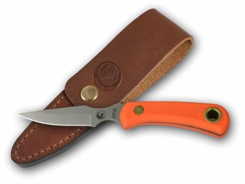 Knives of Alaska Cub Bear Suregrip Handle Caping Knife, Oran