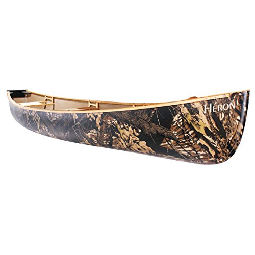 Esquif Heron Square Stern T-Formex Canoe - Camo