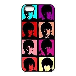 Custom The Beatles Back Cover Case for iphone 5,5S JN-1034 wangjiang maoyi