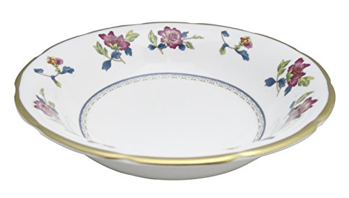 Flowers Coupe Cereal Bowl - 7