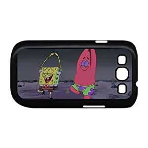 Patrick Star and Spongebob Squarepants Samsung Galaxy S3 I9300 Case Hard Slim Fit Samsung Galaxy S3 I9300 Case
